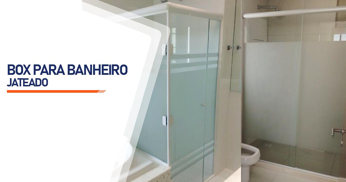 Box Jateado para Banheiro Indaiatuba