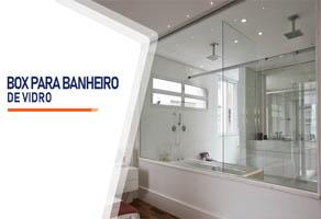 Box para Banheiro de Vidro Indaiatuba
