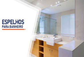 Espelho para Banheiro Indaiatuba