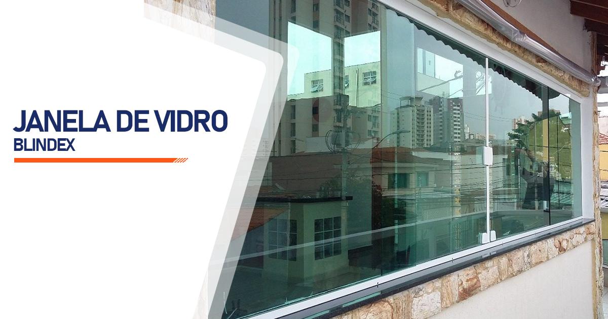 Janela De Vidro Blindex Indaiatuba