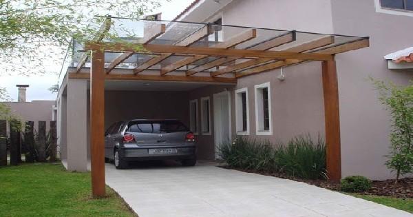 Telhado De Vidro para Garagem Indaiatuba