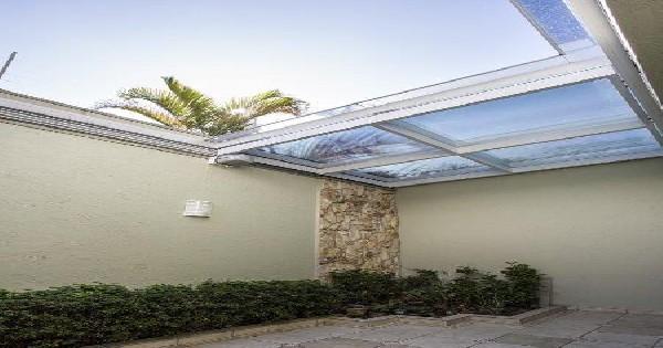 Telhado de Vidro Retrátil Indaiatuba